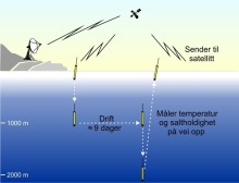 Bøyer for havovervåking - Den norske Argo infrastrukturen