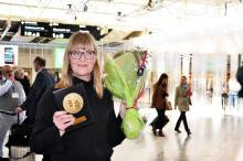 Arbetsbyxa för gravida från Operose  vinnare av Nordbyggs guldmedalj 2018
