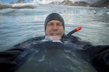 Årets naturfotograf Johan Hammar inviger utställning och håller föredrag om sötvattensprojekt