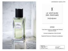 Lehdistötiedote Yves Saint Laurent Le Vestiaire des Parfums Grain De Poudre