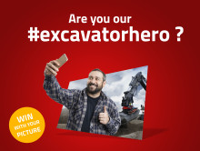 Become our #EXCAVATORHERO