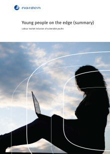Young people on the edge - an English release