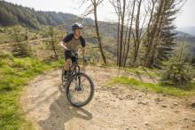 Scottish Borders mountain biker has #ScotSpirit!
