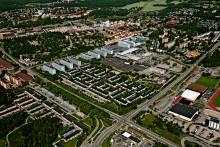Världsledande arkitekter planerar framtidens Väsby - 1000 nya bostäder centralt.
