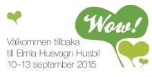 Elmia Husvagn Husbil 2015