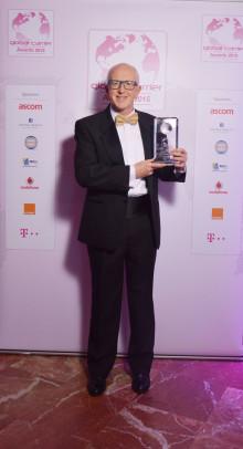 Interoute vinner Global Carrier Awards för sjunde gången