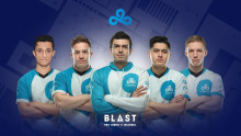 Major winners Cloud9 join BLAST Pro Series, Istanbul