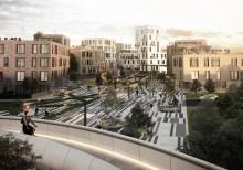 Ny bydel i Støvring – nu udbydes grund, sundhedshus og bydelens torv