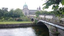 Työvaihdossa Irlannissa