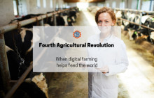 4th Agricultural Revolution - When digital farming helps feed the world!