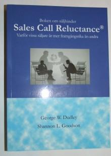 Nya boken om Säljhinder är nu klar till försäljning.