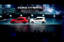 """Maßgeschneiderte Angebote für die Kunden: Ford präsentiert elektrifizierte Modelle bei """"Go Further""""-Event"""