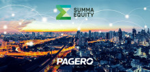 Pagero finalises rights issue of 100 MSEK from Summa Equity to further fuel growth and internationalisation