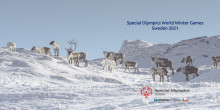 Special Olympics World Winter Games arrangeras i Sverige år 2021
