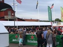 Första dagen med Power Big Meet i Lidköping, en dag fylld av rekord