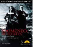 Programfolder Idomeneo premiär 6 september 2014
