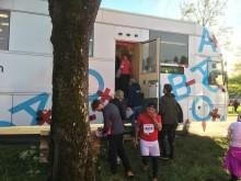 Blodomloppet firar 25-årsjubileum - Stockholm i behov av fler blodgivare