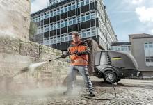 Uudet trailerimalliset kuumavesipesurit Kärcheriltä