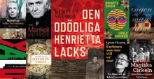 Vårens nya böcker från Leopard förlag