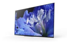 Pris och tillgänglighet nu klart för Sonys tv BRAVIA OLED AF8
