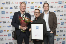 Löfbergs vinnare i Fast Food Awards