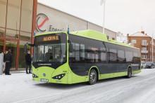 Ökat kundfokus och nya bussar när Transdev kör vidare i Eskilstuna