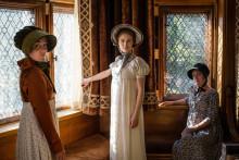 Sömnad inspirerad av Jane Austen