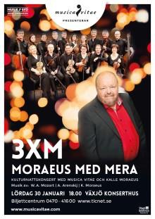KALLE MORAEUS GÄSTAR MUSICA VITAE