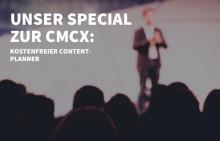 CMCX - Die Content-Marketing Conference am 6. und 7. März in München