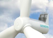 Siemens levererar vindkraftverk till OX2:s finska vindkraftspark Ajos