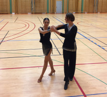 Stor dansfest i Kalmar!