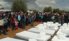 Läkare Utan Gränser: Turkiet måste öppna gränsen mot Syrien