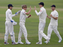 Sam Curran shines with bat and ball as England Lions fight back against Australia XI