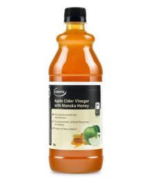 Bättre Hälsa distributör av Comvita Äppelcidervinäger med Manukahonung
