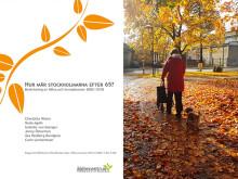 Ny rapport: Hur mår stockholmarna efter 65? Beskrivning av hälsa och levnadsvanor 2002-2018