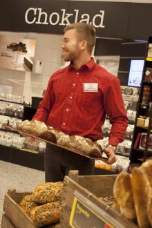 Coop Extra i Danderyd till final i Arla Guldko 2012, Bästa Matglädjebutik