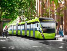 Så ser MalmöExpressen - Malmös nya stadsbuss - ut