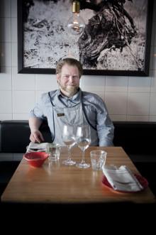 Februari dessert med Brännland Iscider och Tapas Umeå.