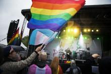 Gøteborg bliver regnbuefarvet sammen med Stockholm