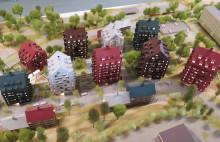 Detaljplan för 670 lägenheter på rekordtid