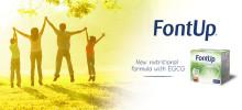Nu är det lätt att köpa FontUp!