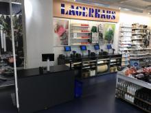 Lagerhaus digitaliserar sina butiker