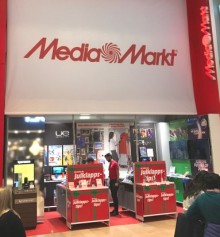 Media Markt öppnar pop up-butik i Gallerian