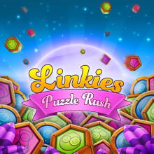 Svenska mobilspelstudion VisualDreams siktar på ännu ett miljonspel med nya Linkies Puzzle Rush