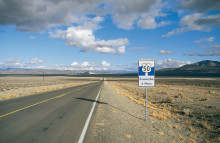 Highway 50 – The Loneliest Road in America