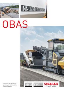 """STRABAG - Forschungsprojekt """"Optimierung der Oberflächengestaltung von Verkehrsflächen in Asphaltbauweise"""""""