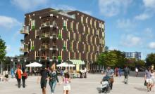 Riksbyggens Brf Guldspiran nominerad till Skånes arkitekturpris