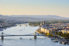 New non-stop service with Ryanair to Budapest from Gothenburg
