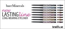 Långt liv med bareMinerals eyeliner nu hos Brallis.se