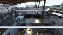 Terminal 3 på Bergen lufthavn åpner 17. august 2017